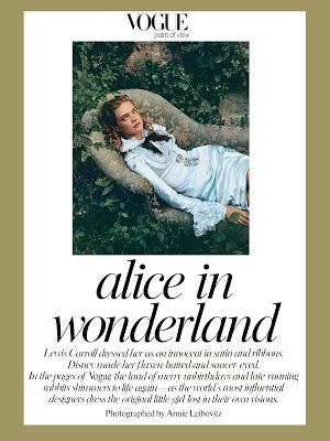 Alice in Wonderland by Annie Leibowitz 1