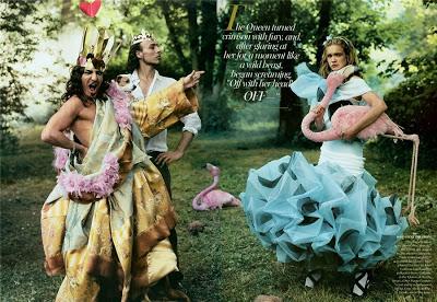 Alice in Wonderland by Annie Leibowitz 10