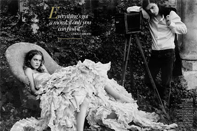 Alice in Wonderland by Annie Leibowitz 2