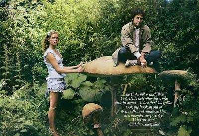 Alice in Wonderland by Annie Leibowitz 5