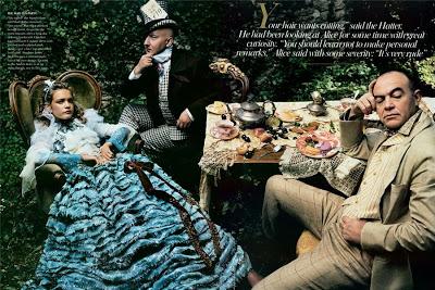 Alice in Wonderland by Annie Leibowitz 9