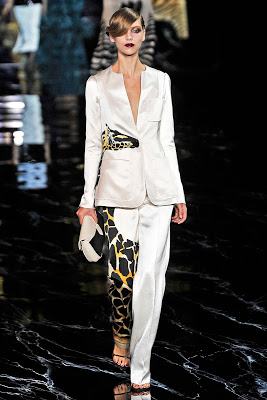 Ready to wear Spring Summer 2011 Louis Vuitton Paris October 2010