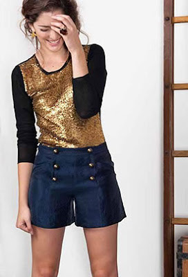 gryphon-ny-10ss-sequin-armour-top-sailor-shorts