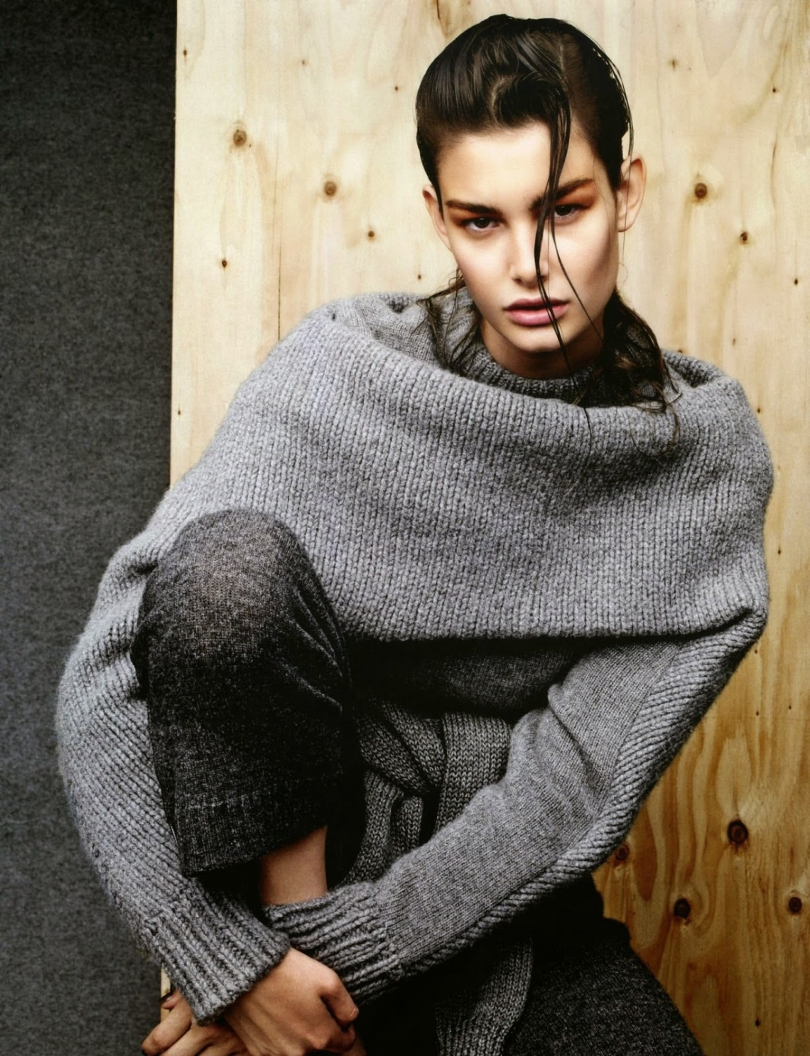iiiinspired _ women mngmnt blog _ Ophelie Guillermand - Vogue Russia - September 2014 Photography- Jason Kibbler_6