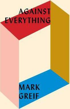 mark grei against everything