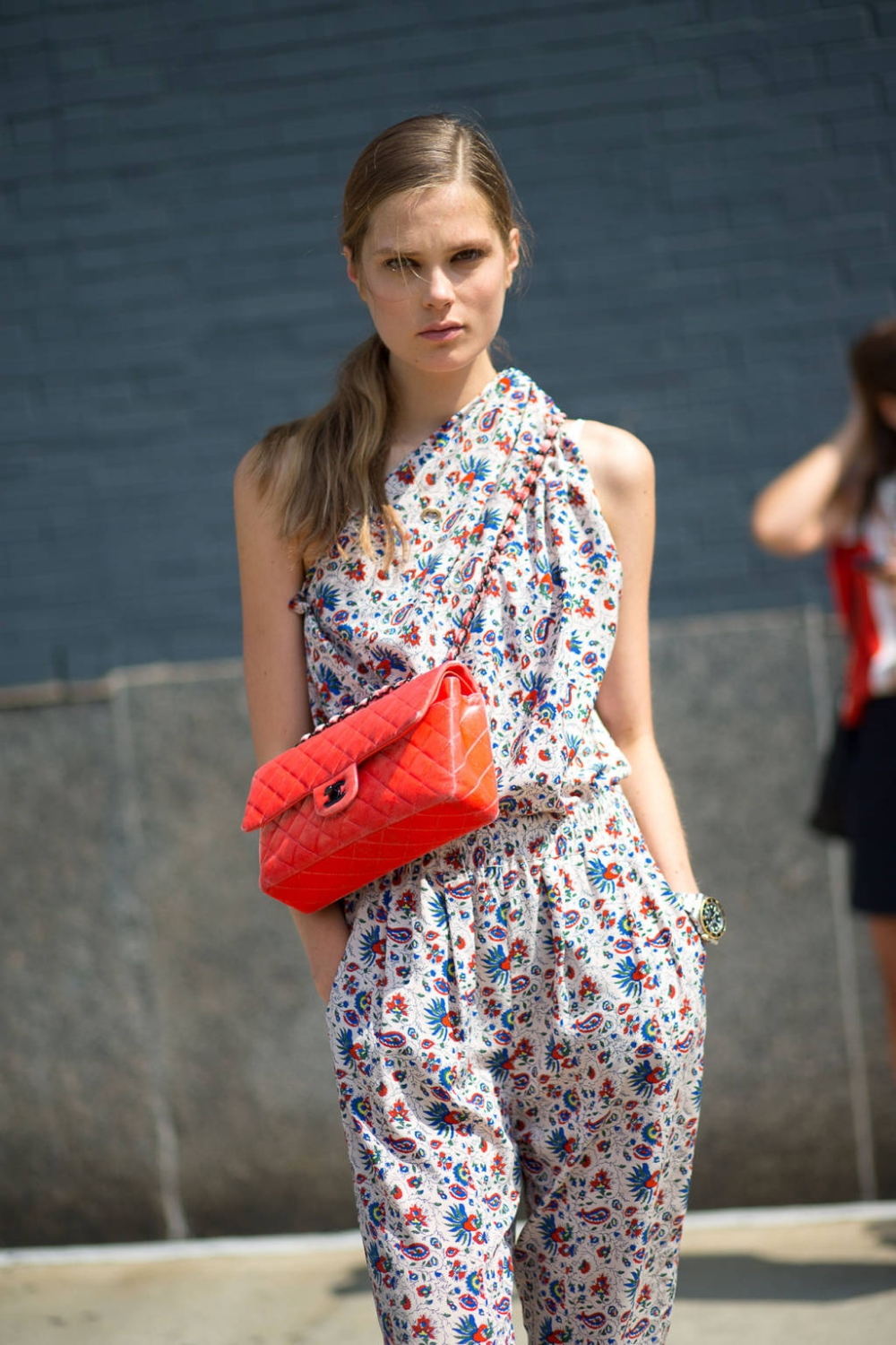 studded-hearts-NYFW-Spring-Summer-2015-shows-streetstyle-orange-chanel-bag