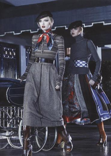 d and g fw08