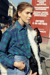 elena perminova 2011 paris