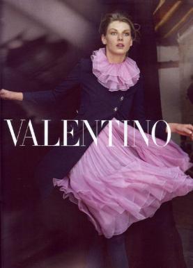 valentino fw08 angela lindvall